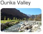 Trekking i Ourika Valley